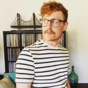 Andy Fenstermaker in 2018